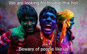 Holi-Hooligans